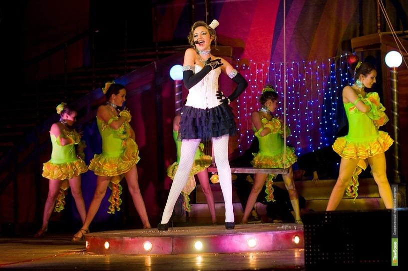 В Тамбове прошла премьера арий из мюзикла «Цирк Судьбы»