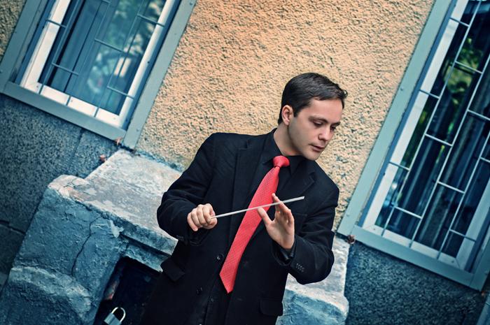 В областном центре выступит скрипач из Москвы