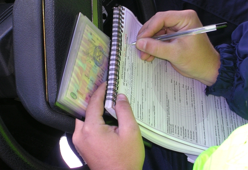 Инспектора ДПС осудили за служебный подлог