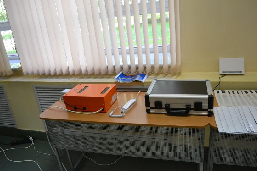 Тамбовские школы оснастят новой системой пожарной безопасности