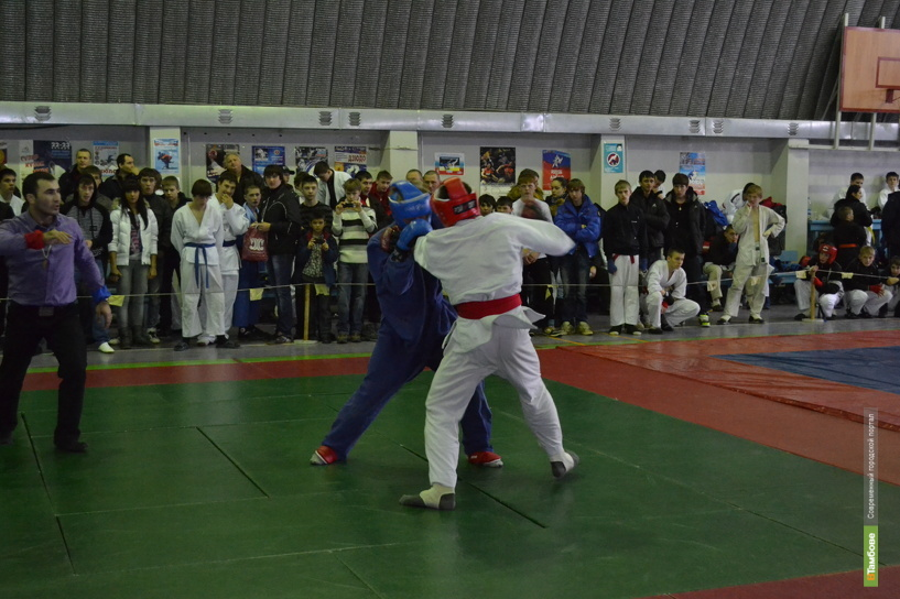 Тамбов примет участие в акции «Я выбираю спорт»
