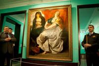 Найденная в Ирбите картина Рубенса оказалась подлинником