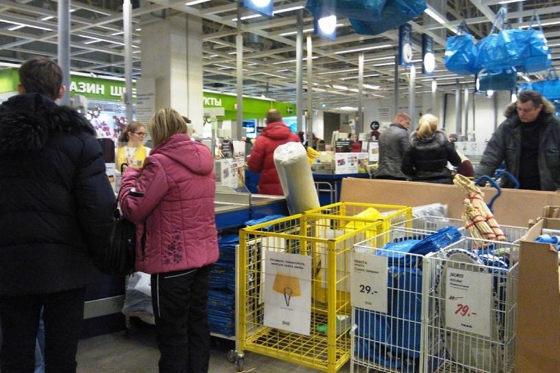 Во всем виноват курс валют: IKEA поднимает цены