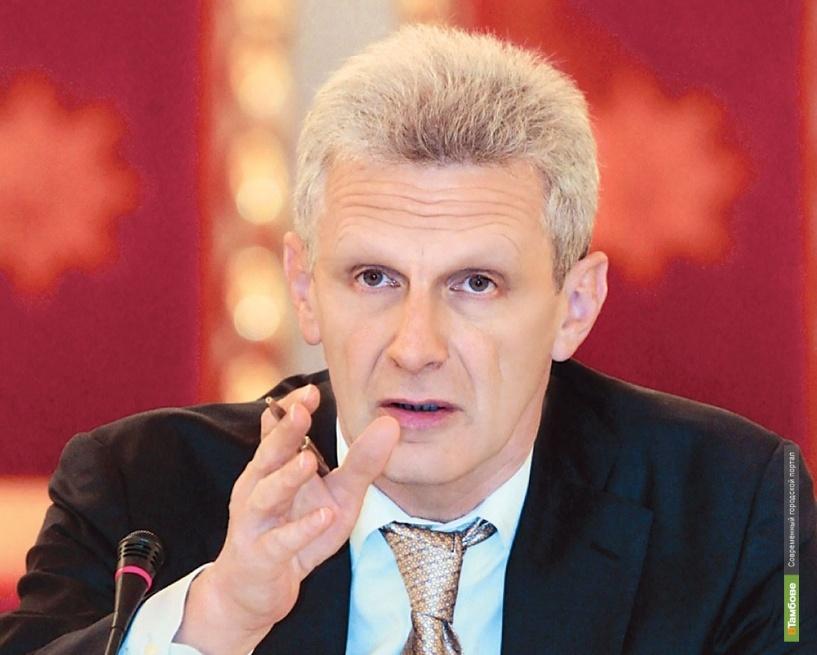 Андрей Фурсенко убежден: ситуация во «Втором меде» уникальна
