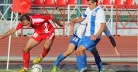 ФК «Тамбов» начал новый сезон с разгромной победы