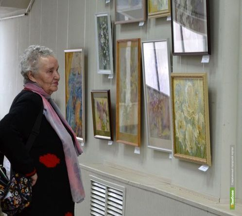 Александр Архипов и Ольга Патеева покажут тамбовчанам свои картины