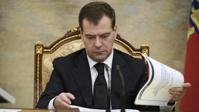 Медведев поручил обезопасить воздушный транспорт России