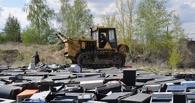 В Тамбове уничтожат 45 игровых автоматов