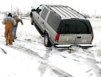 Из-за снегопадов 500 тысяч американцев остались без света