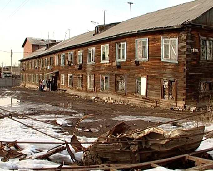 Тамбовчанку не переселяли из ветхого жилья 12 лет