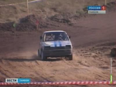 Тамбовский чемпионат по автокроссу выиграл москвич Иван Коновалов