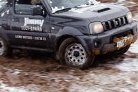 Ача-ача-ача! Купаем в грязи обновленный Suzuki Jimny