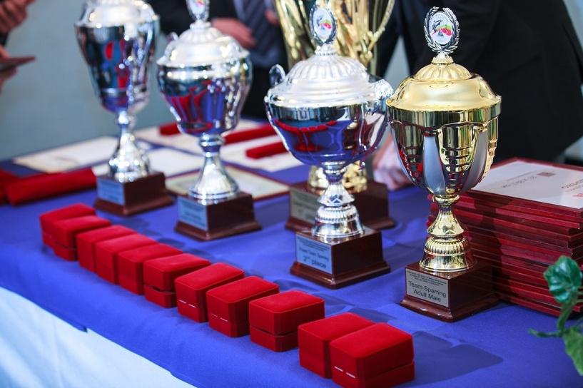 В Тамбове наградят лучших спортсменов