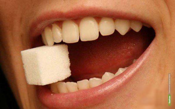 Тамбовчане едят сахара в полтора раза больше нормы
