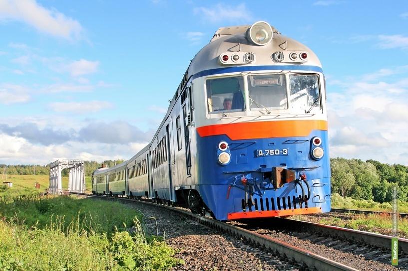 Тамбов и Урал связал железнодорожный маршрут