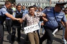 «Единая Россия» протащила в Совет Федерации закон о митингах