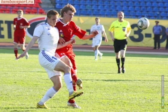 Футболисты Тамбова отправились на выезд в Калугу