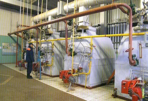 450 котельных в Тамбовской области переведут с угля на газ