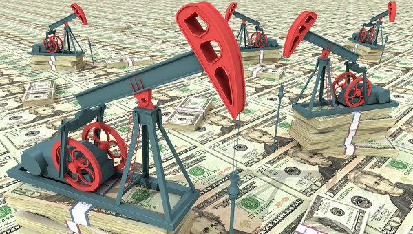 Цена на нефть марки Brent подскочила выше 53 долларов за баррель