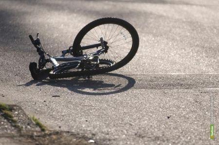 В Тамбове под машину попал одиннадцатилетний велосипедист