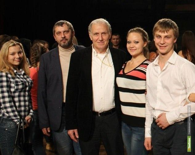 Тамбовский театр юного зрителя привёз награды из Санкт-Петербурга