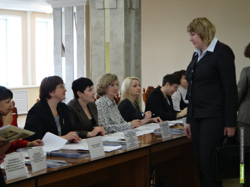 Молодежный парламент Тамбовщины обновляет кадры