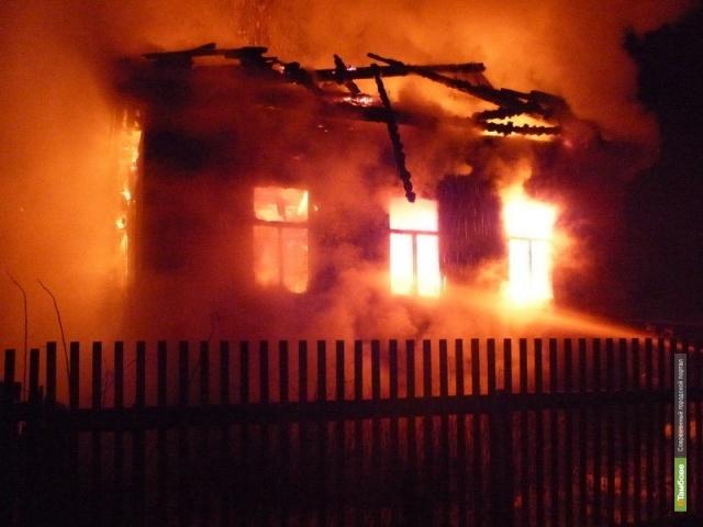 В Моршанском районе произошел пожар, есть жертвы