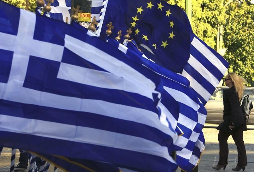 Германия готовится к выходу Греции из еврозоны