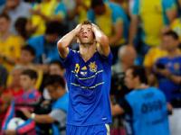 Сборная Украины не прошла в плей-офф Евро-2012