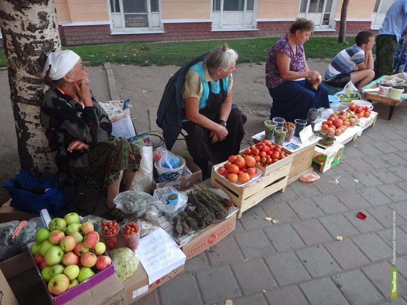 В Тамбове определили места сезонной ярмарочной торговли