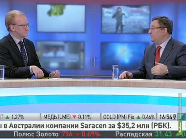 Олег Бетин «засветился» на телеканале РБК