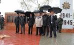 Новый мемориал воинам Великой Отечественной войны открыли в селе Новоспасское