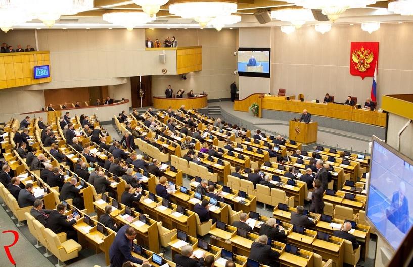 Депутатов хотят лишать мандатов за нарушение партийной дисциплины