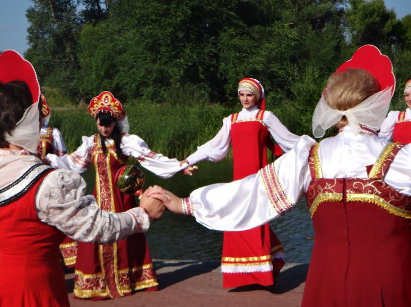 В Изосимово устроят праздник русского сарафана