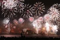 В Дубае отгремел самый крутой новогодний фейерверк в мире