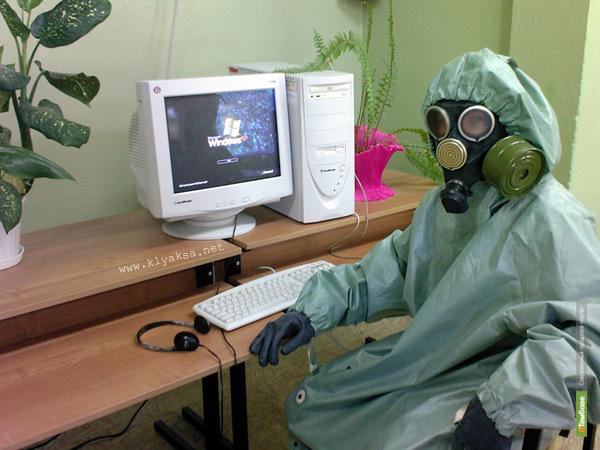На Тамбовщине процветает компьютерное пиратство