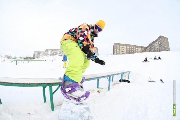 Тамбовские экстремалы «взорвут» снежный покров Ласков
