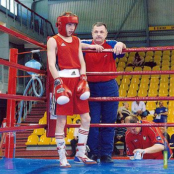 Тамбовчанин заработал путевку на Чемпионат Европы по боксу