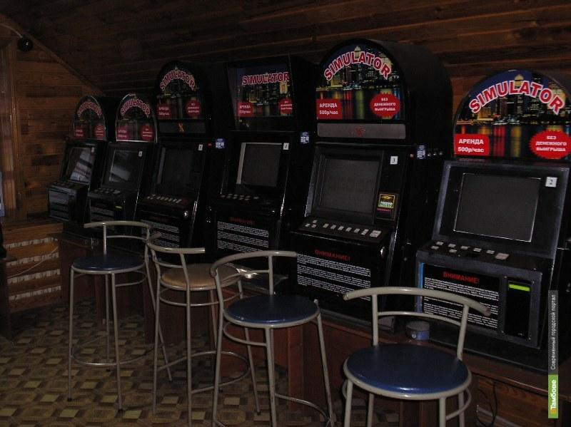 В Тамбове закрыли два подпольных игровых клуба
