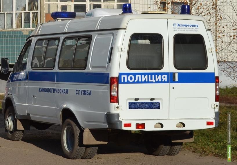 Мичуринские полицейские раскрыли дело об угоне