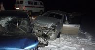 В ДТП под Мичуринском пострадали пять человек