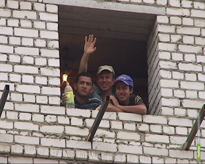 Тамбовские работодатели занижают зарплату гастарбайтерам