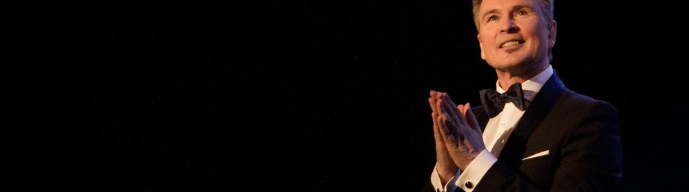 Александр Малинин в Тамбове: «Балом правит романс»
