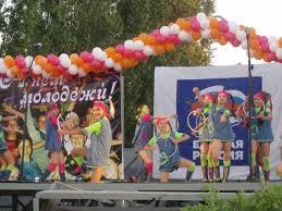 В Мичуринске разобрали сцену в центре города