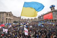 В Киеве во время «Евромайдана» пострадало более сотни человек