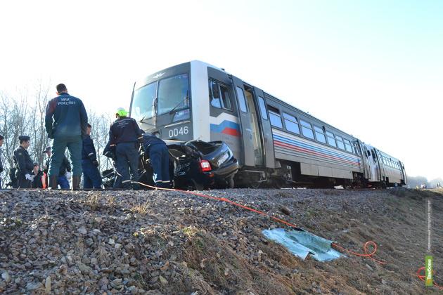 За 5 лет на железнодорожных переездах Тамбовщины погибли 5 человек