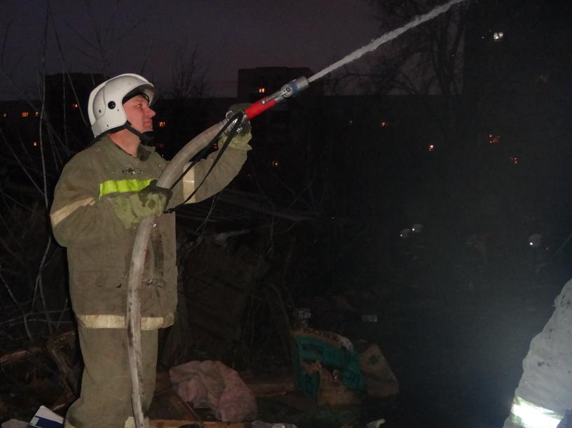 Житель Мордовского района задохнулся в дыму