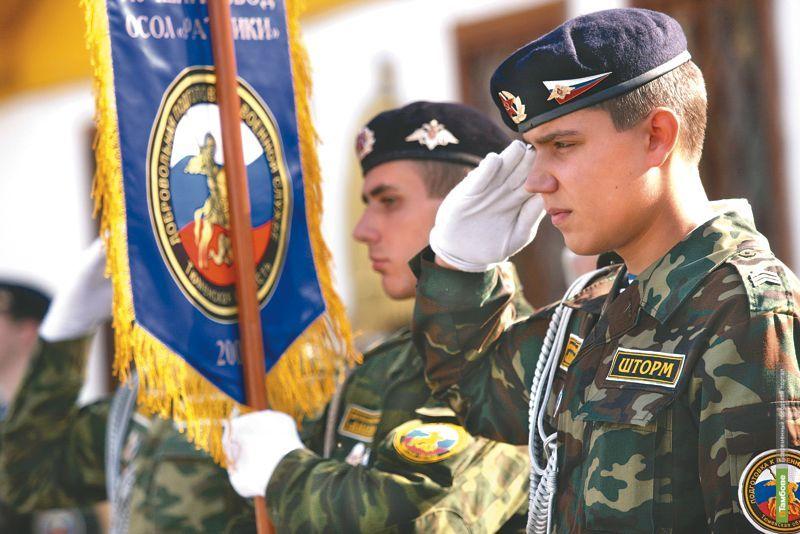На Тамбовщине стартует месячник патриотического воспитания