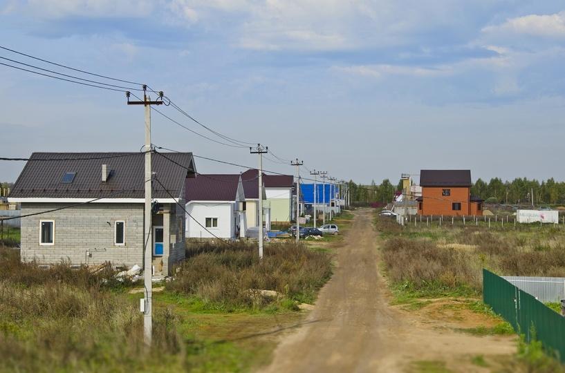 В Тамбовской области появился новый поселок