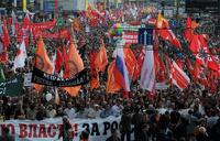 Российские оппозиционеры договорились о едином шествии